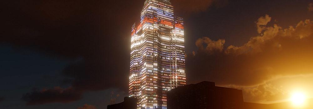 Pioneer Tower Public Art Project