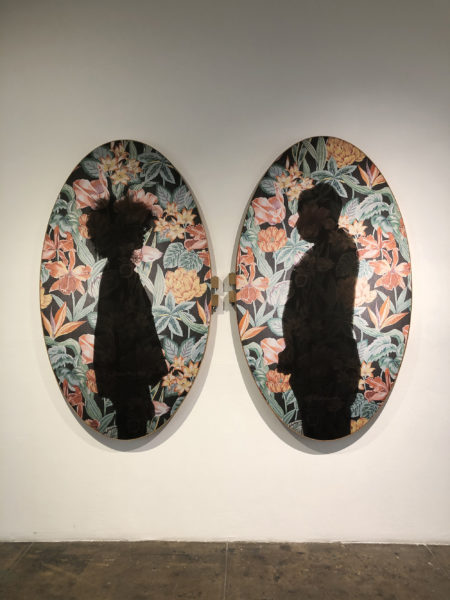 Letitia Huckaby, 'Leelah and Ruben', 2020